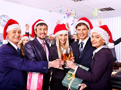 Tax Free Christmas Party